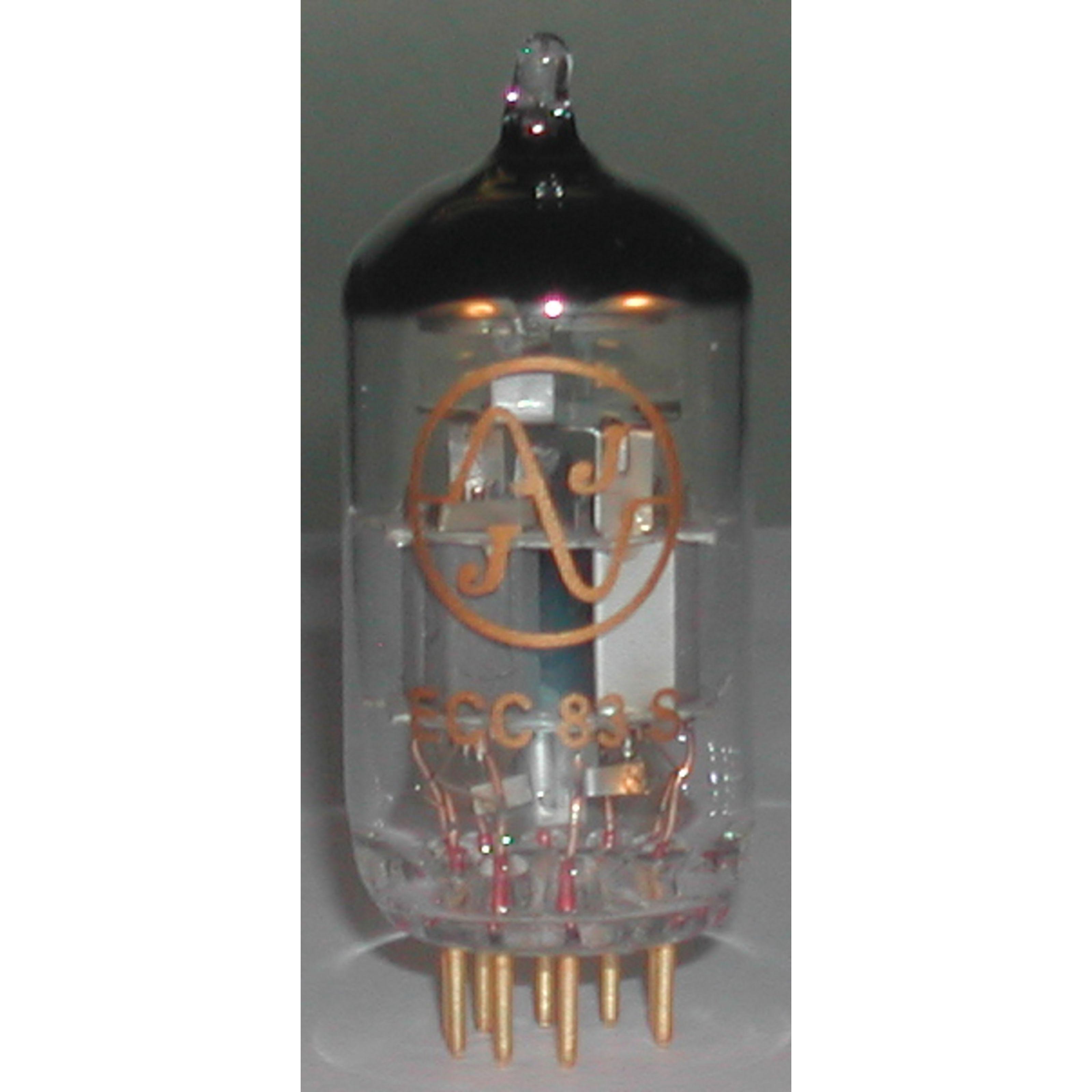 Tube Amp Doctor - ECC83S GOLD Tesla/JJ NN003G