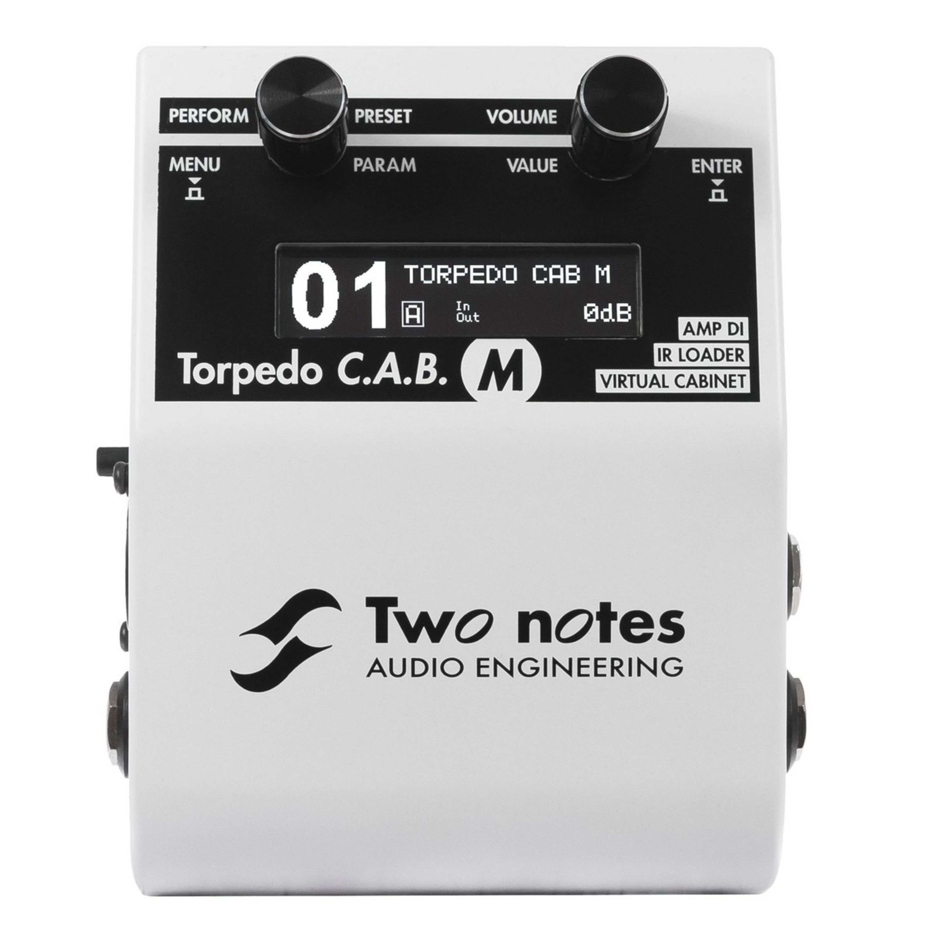 Two Notes - Torpedo C.A.B. M