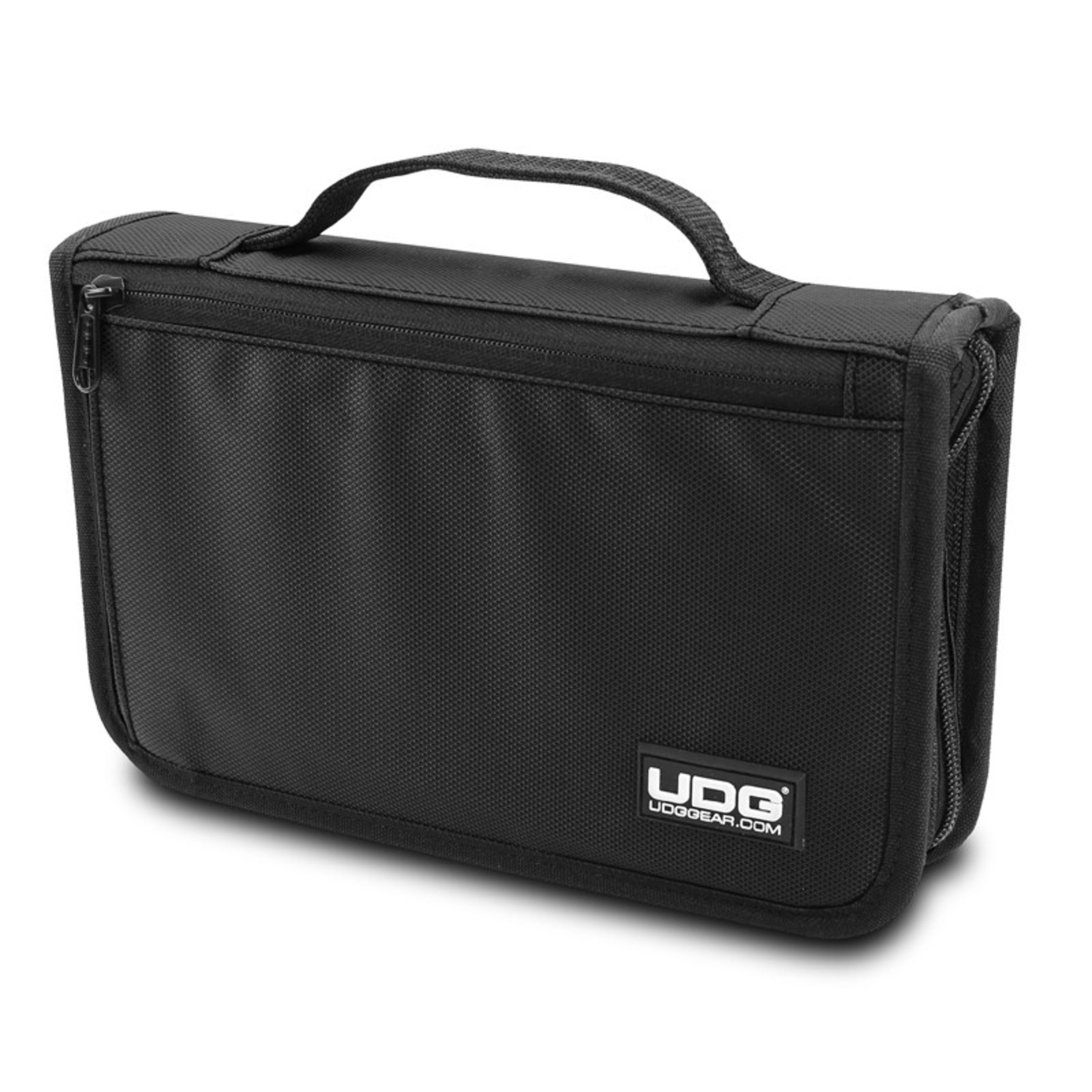 UDG - Digi Wallet Small Black/Orange (U9982BL/OR) 137825