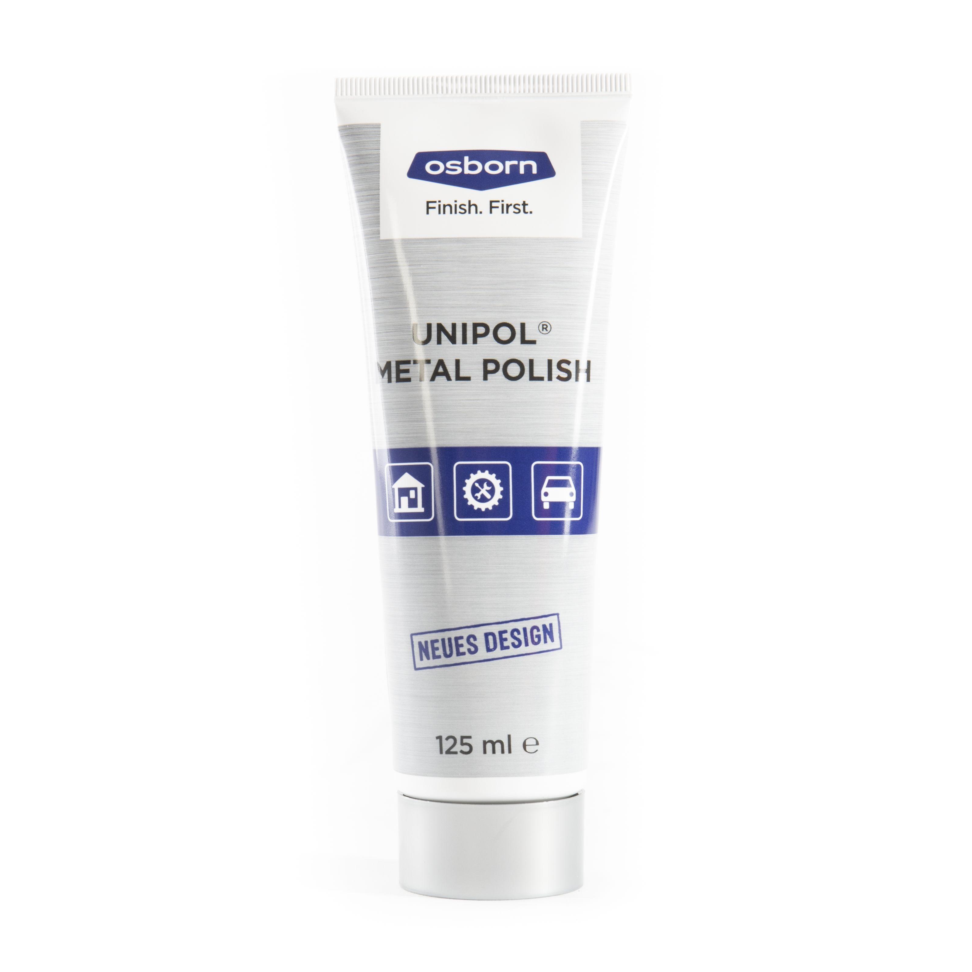UNIPOL - Metallpolitur 125 ml 100 ml=6 Euro 760.395