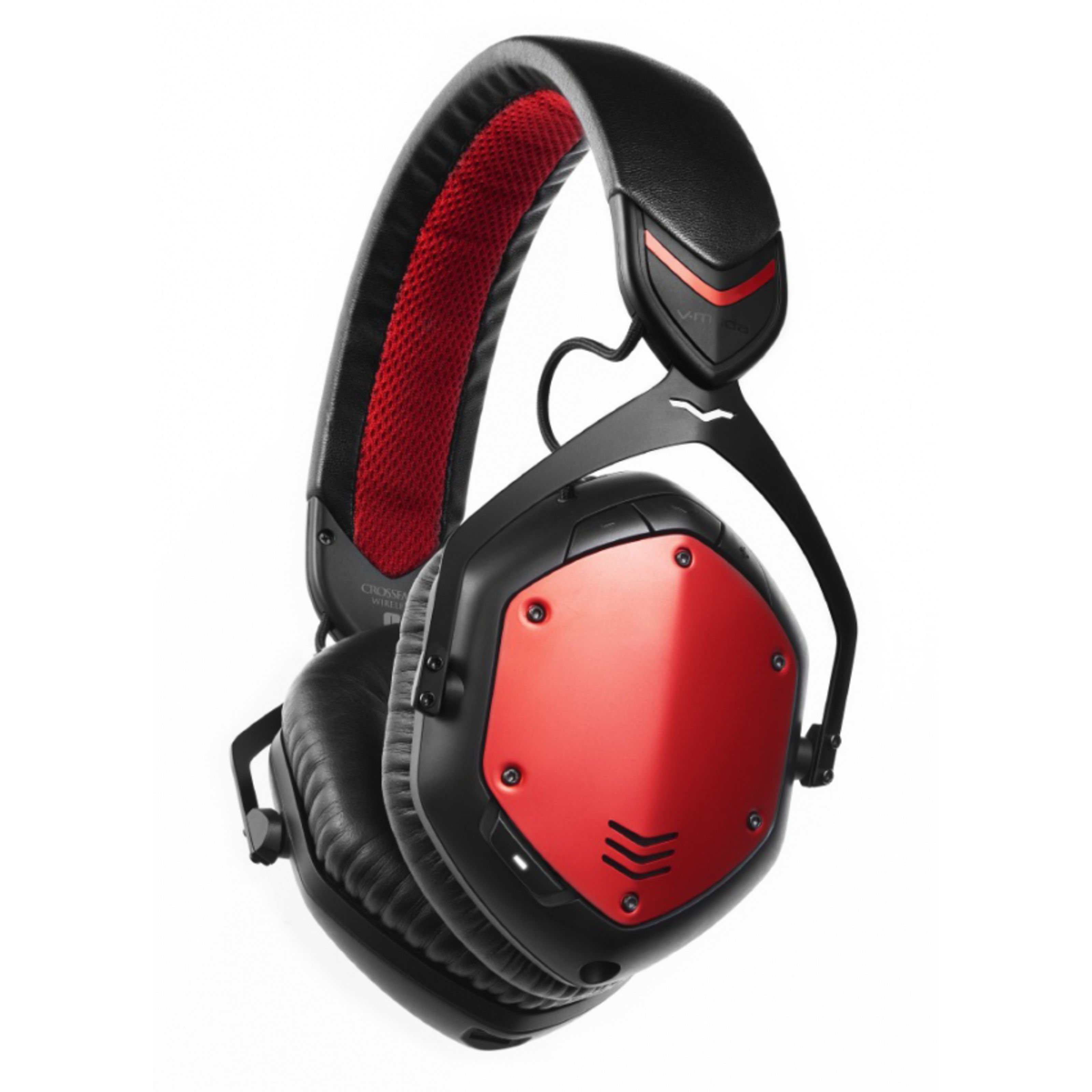 V-Moda - Crossfade Wireless Kopfhörer, rouge