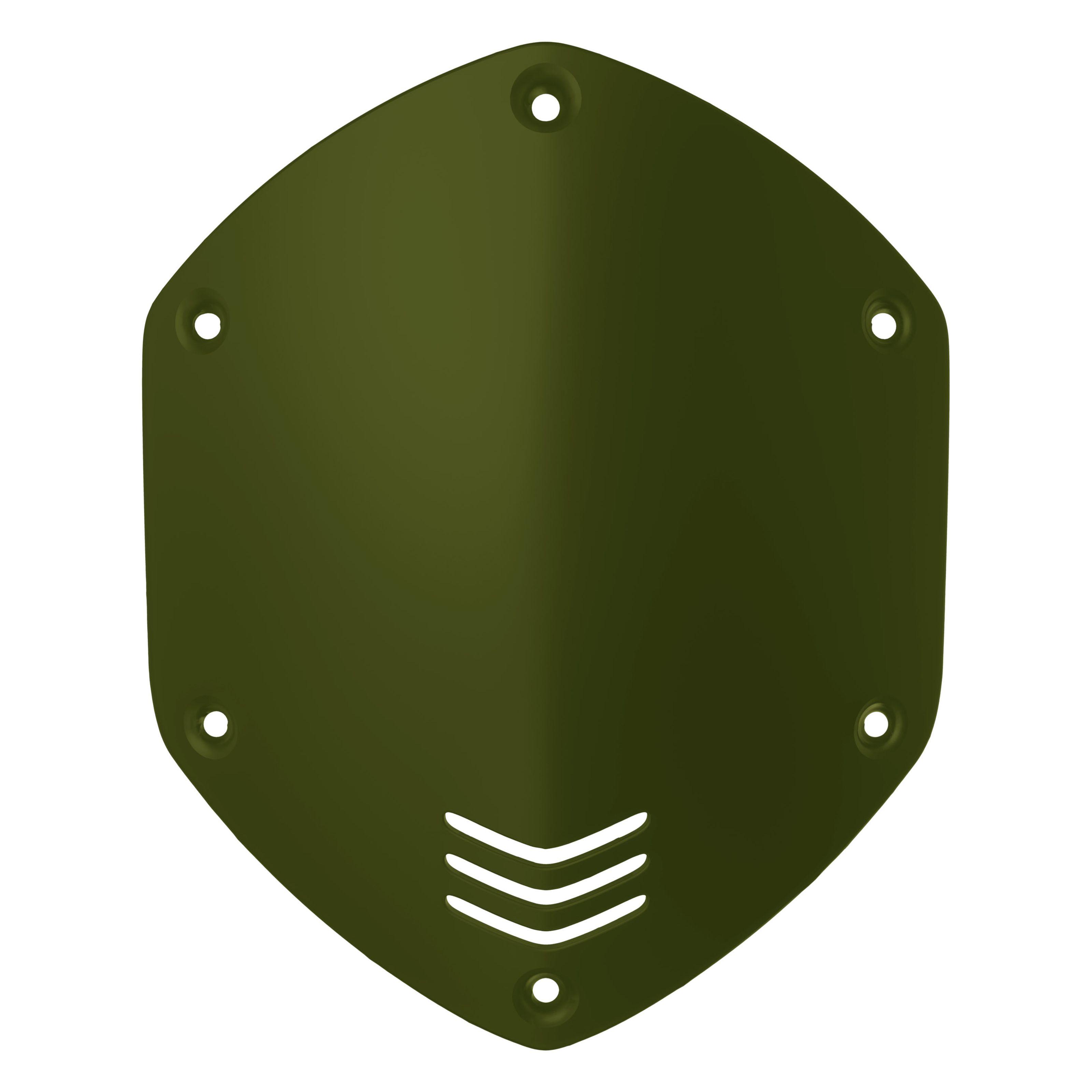 V-Moda - Shield Kit M-100/LP2 (Over-Ear) matte green OVIT-MGN