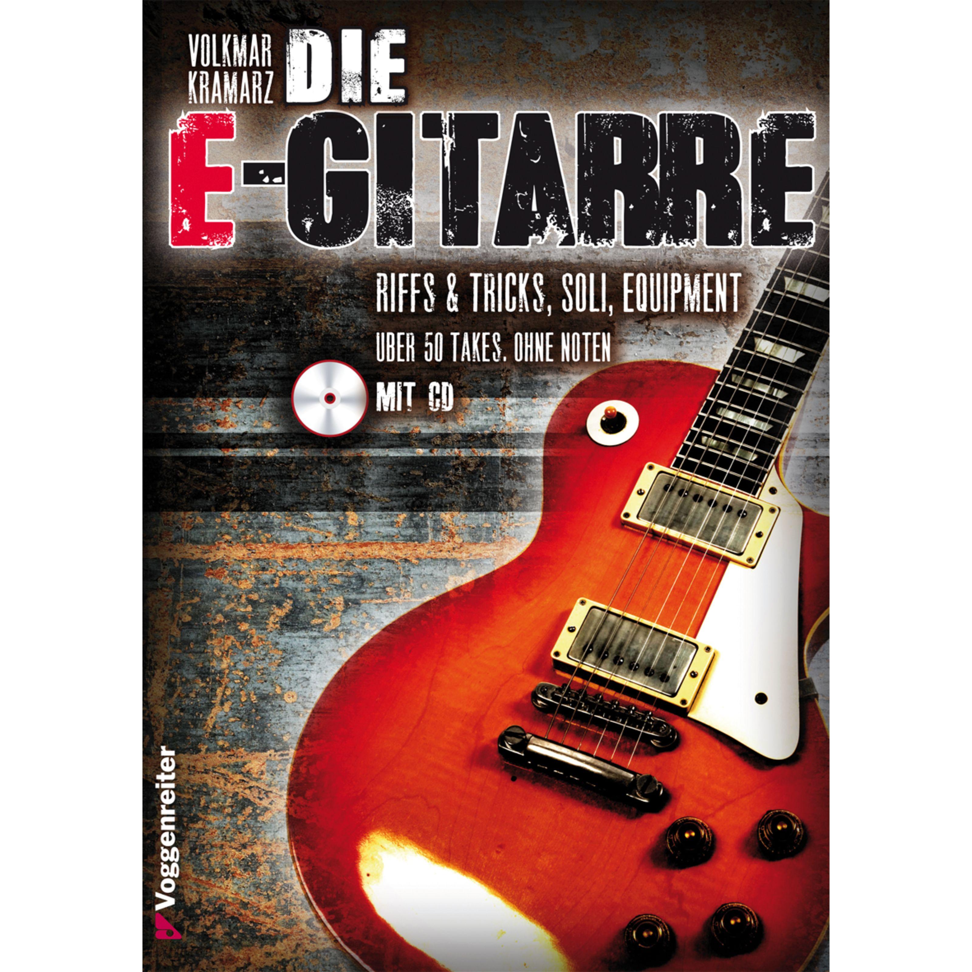 Voggenreiter - Die E-Gitarre 0207-4