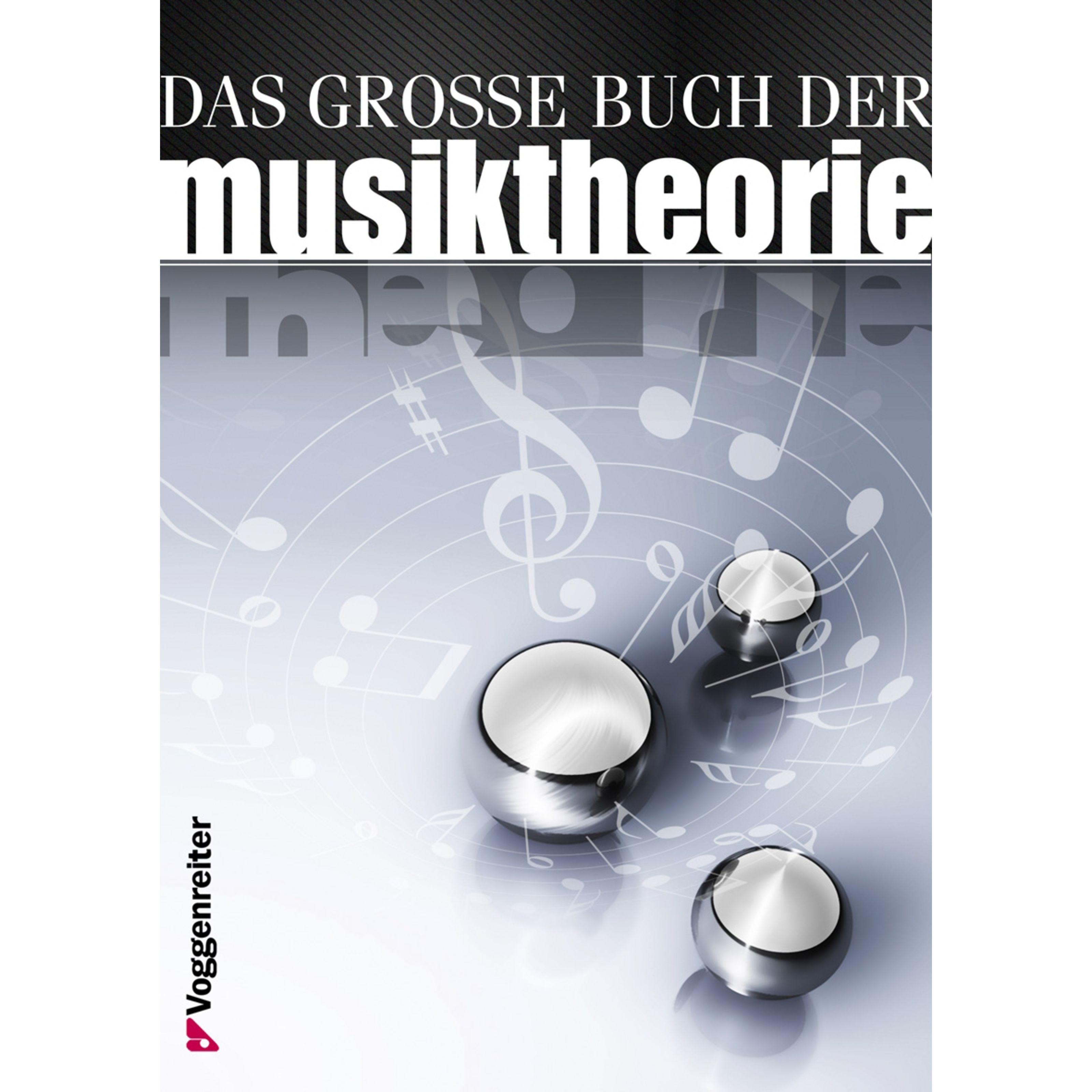 Voggenreiter - Große Buch der Musiktheorie Herb Kraus, Buch/CD 0936-3