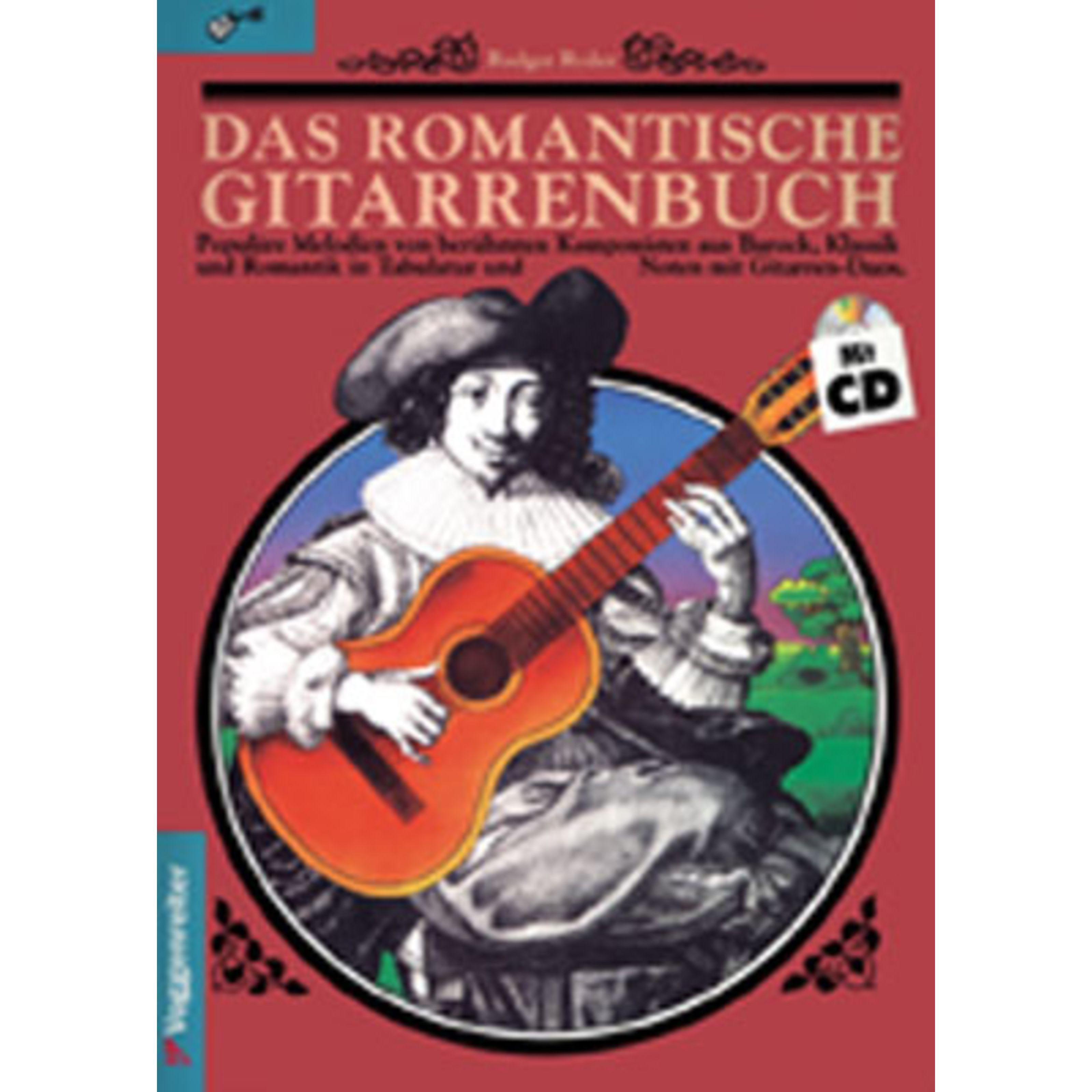 Voggenreiter - Das romantische Gitarrenbuch 0264-7