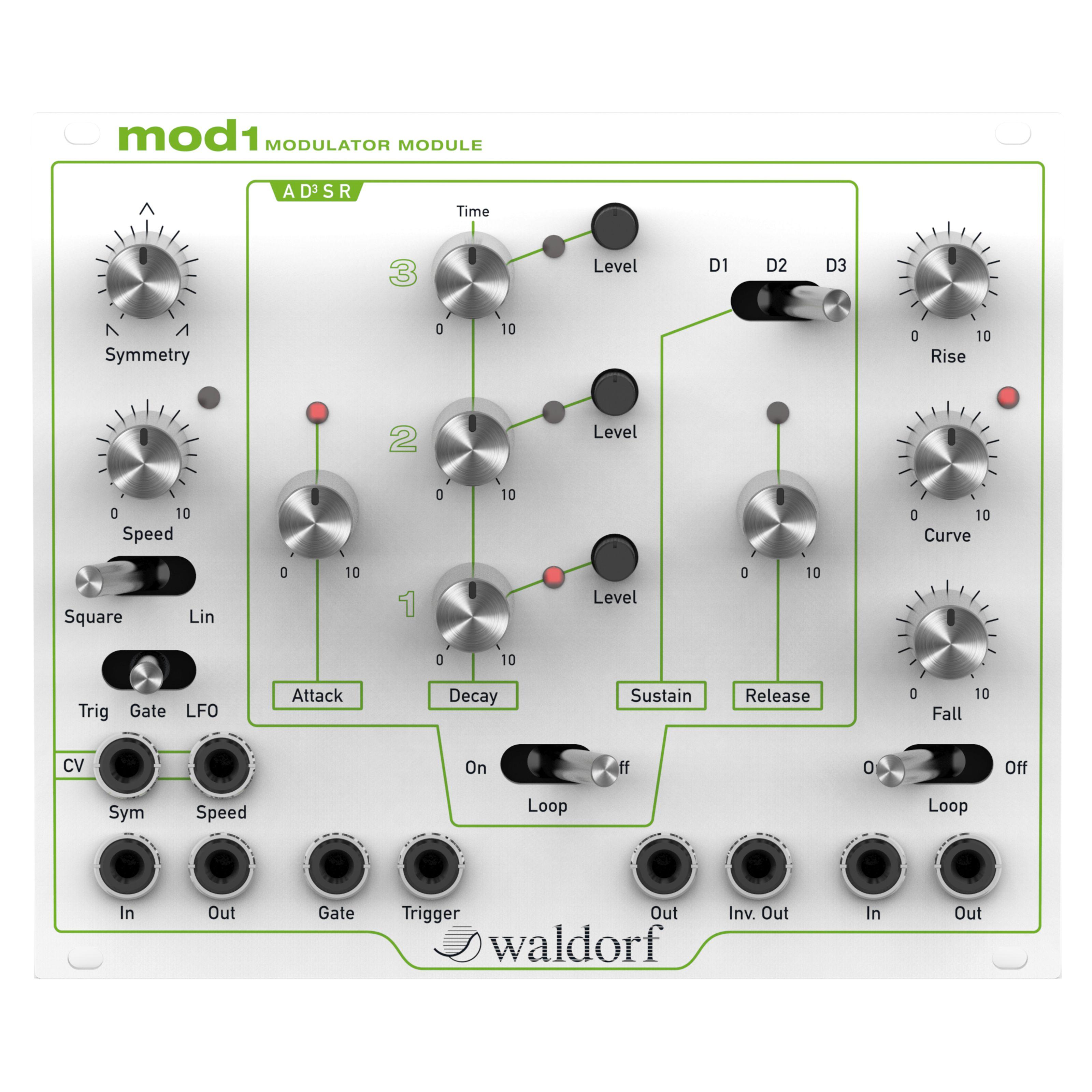 Waldorf - MOD1