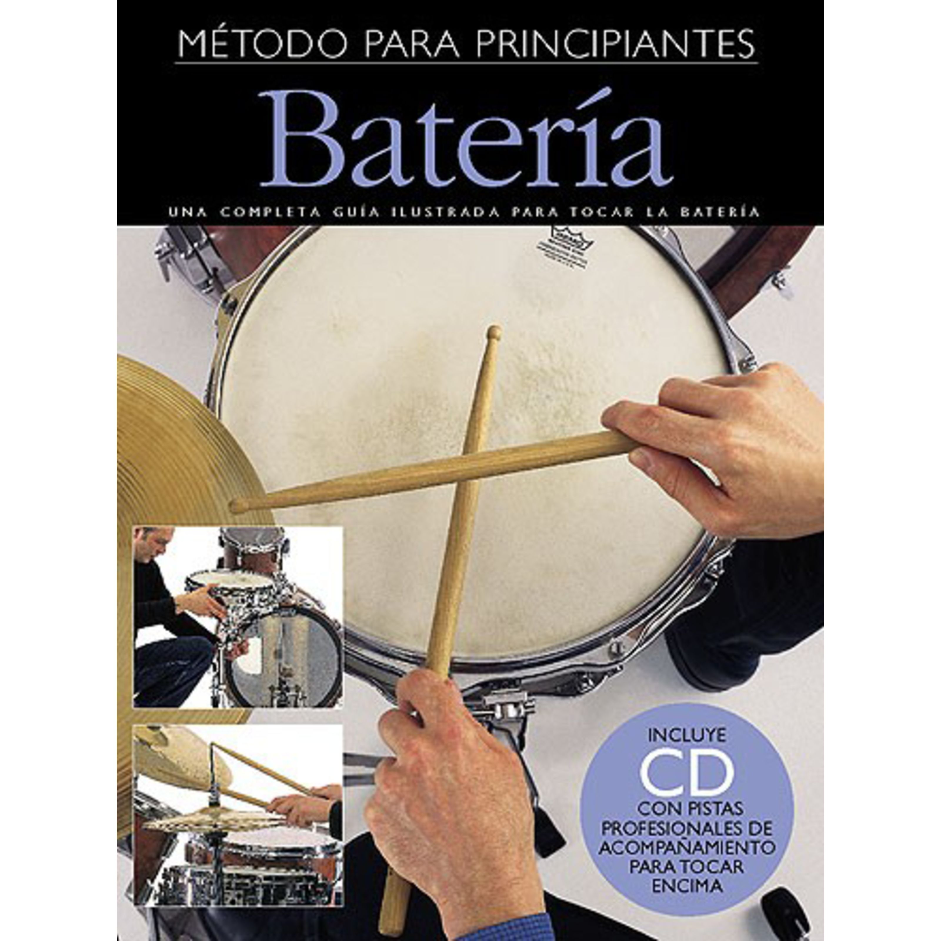 Wise Publications - Empieza A Tocar Bateria