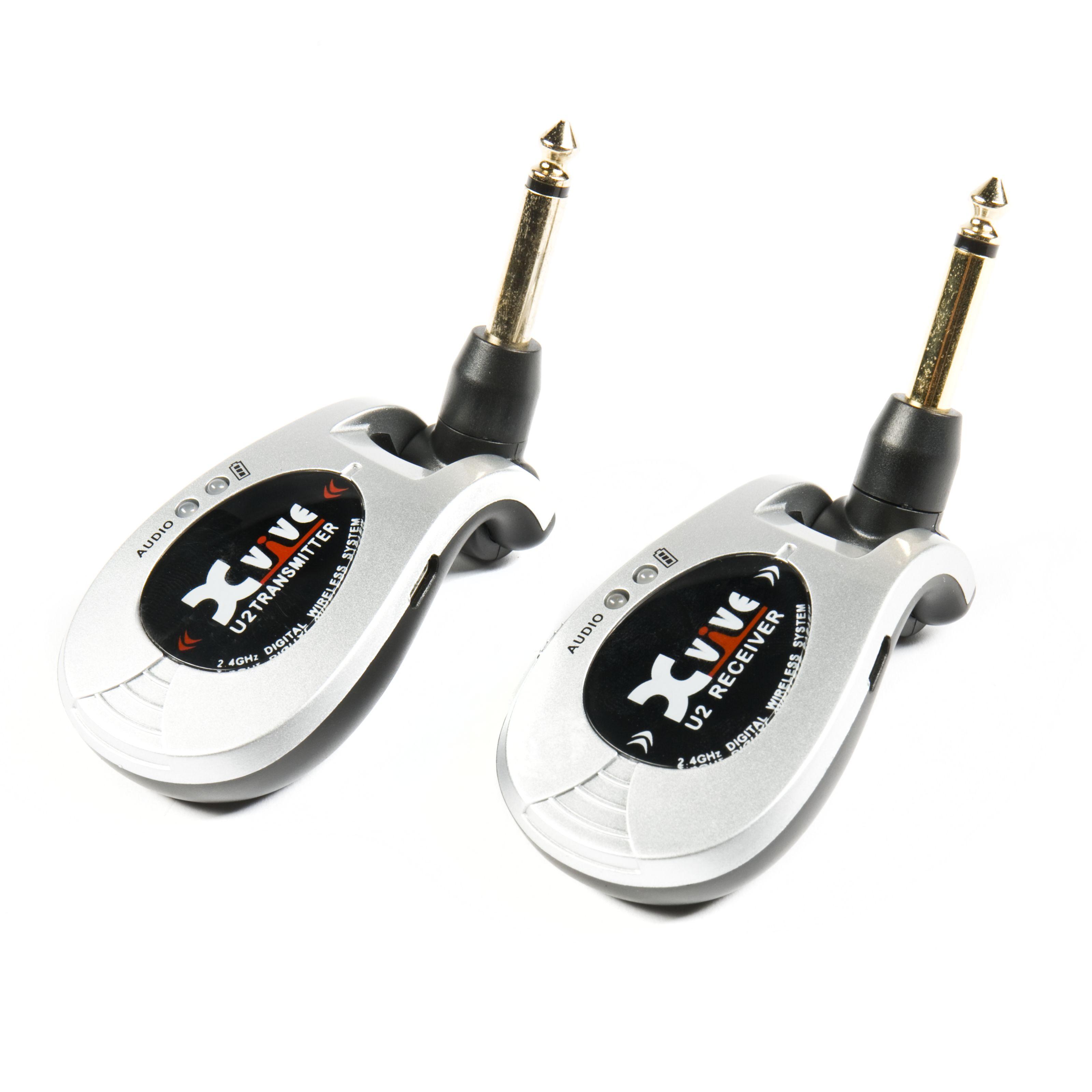 Xvive - U2 Wireless System Silver