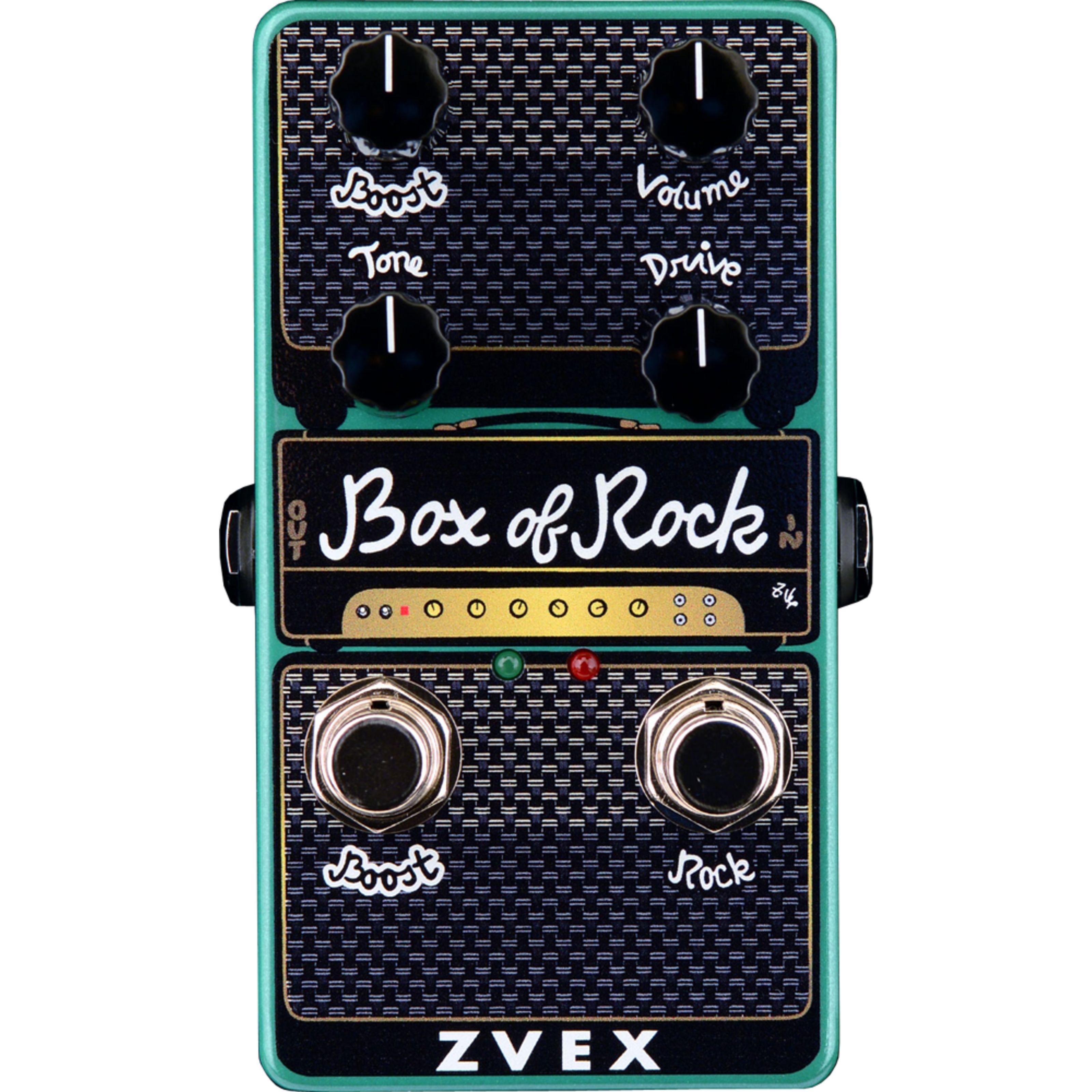 Z.VEX - Box of Rock Vertical 5369