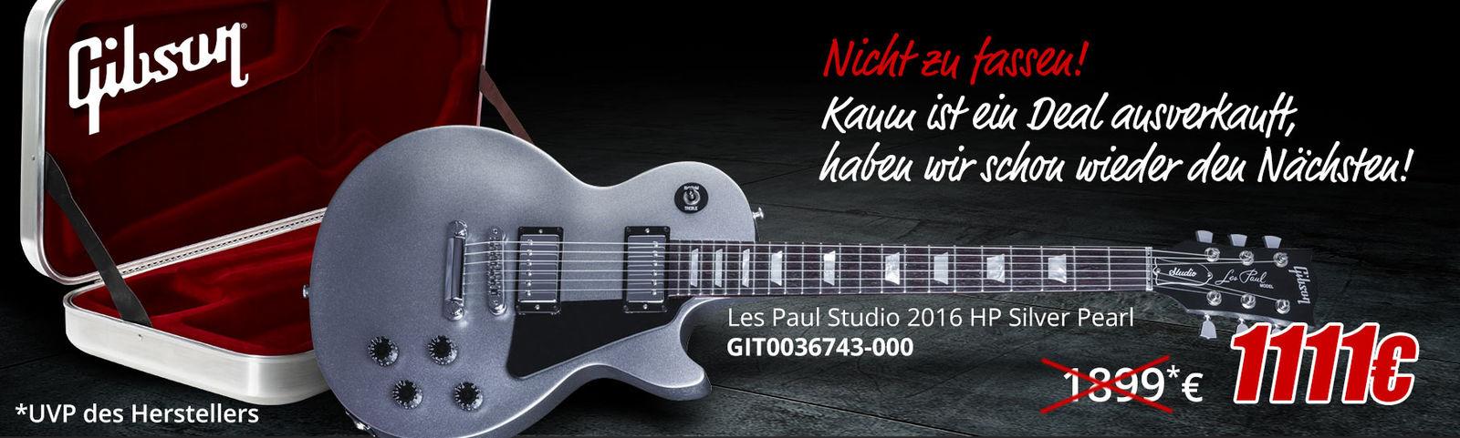 Gibson Deal