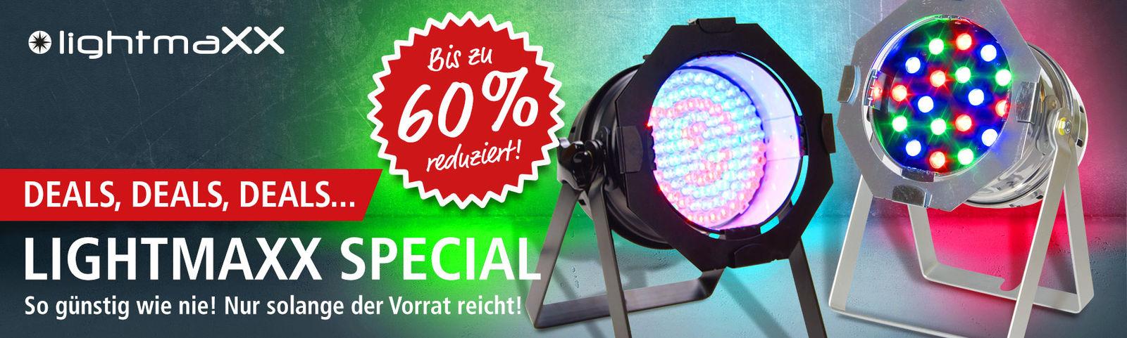 lightmaXX Special Deals