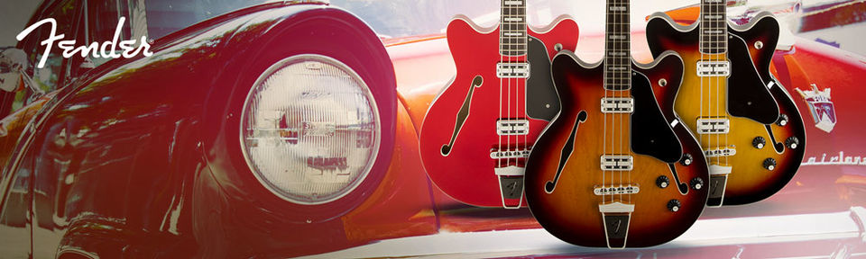 Fender Modern Player Coronado