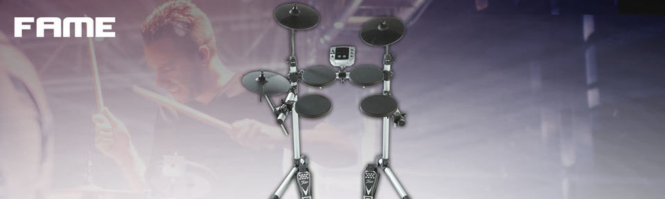 FAME DD-Lite E-Drum Set
