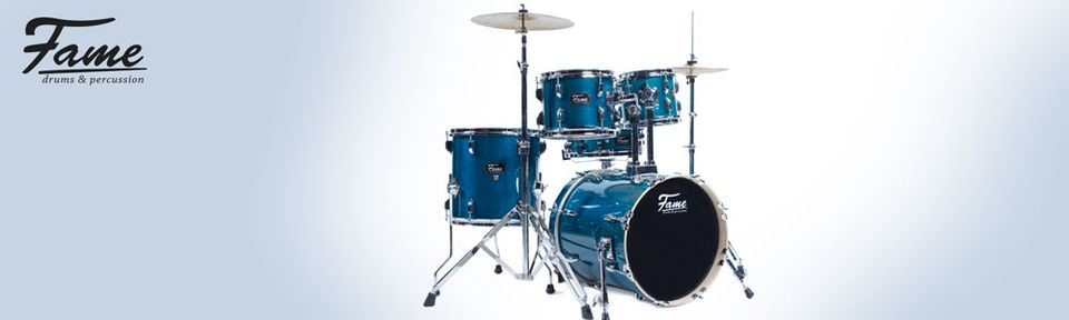 Fame Maple Standard Jungle Set