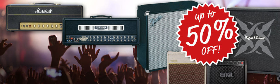 Guitar Amps Special Deals