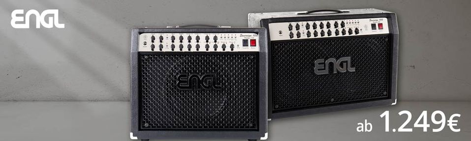 ENGL Sovereign 100 Combo MEGADEAL