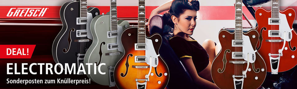 Gretsch Electromatic Deal
