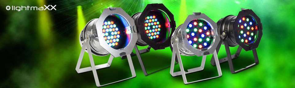 LightmaXX RGB HP Series