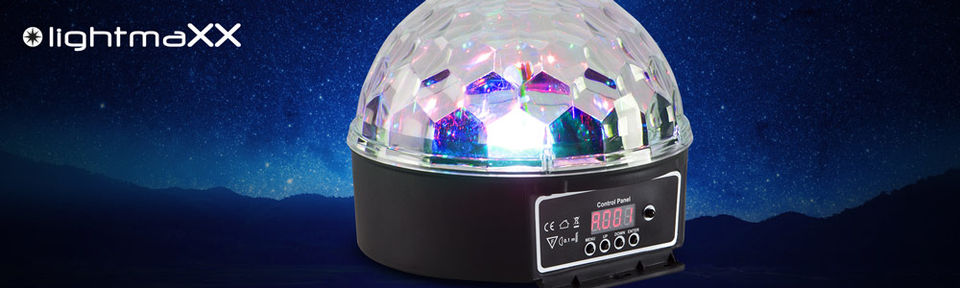 LightmaXX Starsphere Six