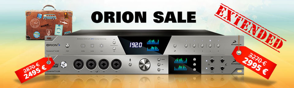 Antelope Orion Sale
