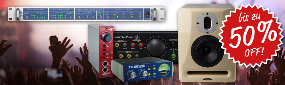 PRO AUDIO  Special Deals