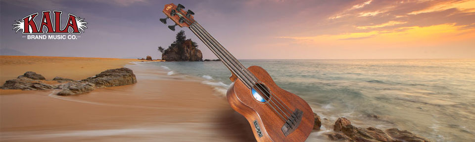 KALA U-Bass fretless