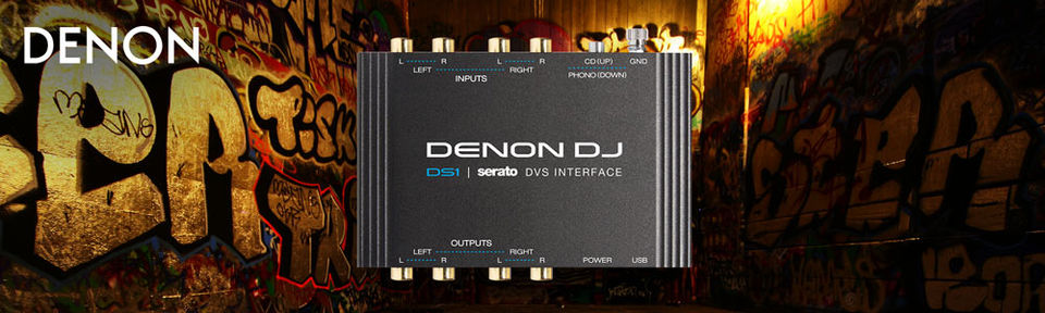 Denon DS1 DVS Interface
