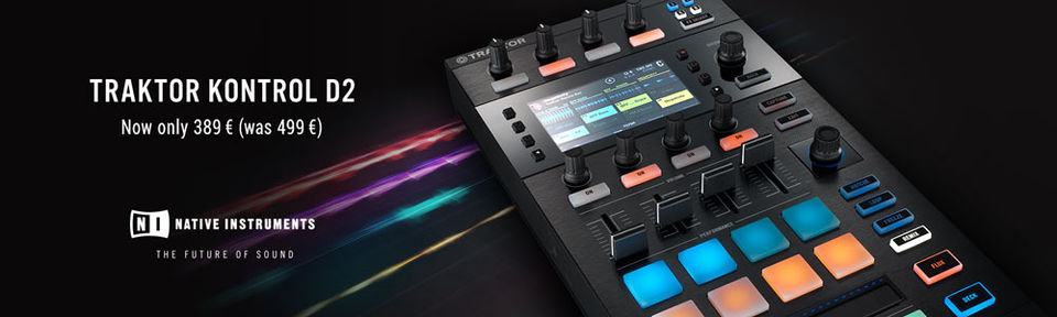 Native Instruments Traktor D2