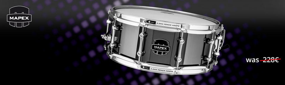 Mapex Tomahawk Snare