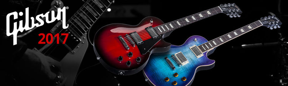 Gibson 2017 Models