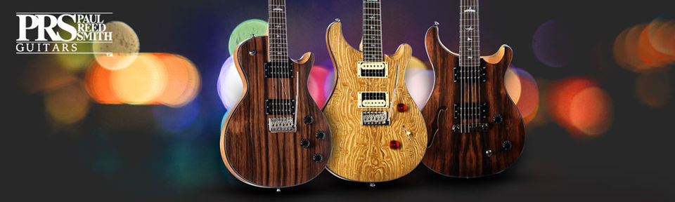 PRS Guitars SE Limited