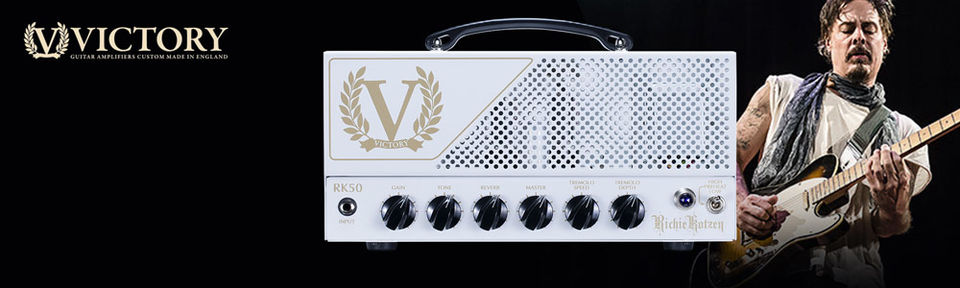 Victory Amplifiers RK50 Richie Kotzen Signature