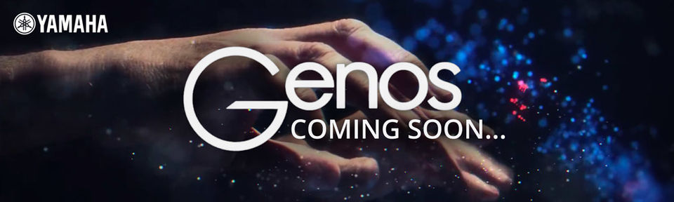 Yamaha Genos - coming soon...