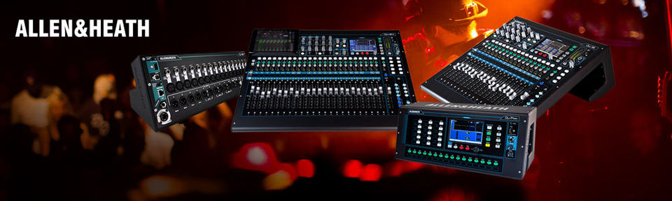 Allen & Heath Qu Series