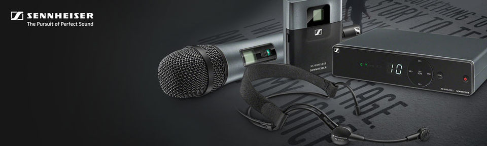 Sennheiser XS Wireless 1