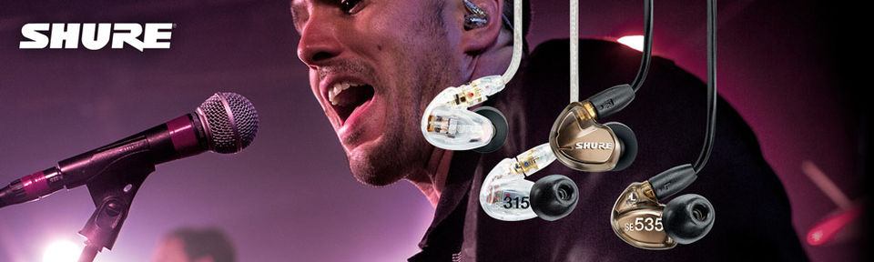 Shure In-Ear Deals