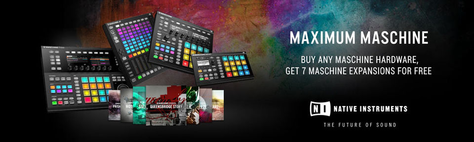 FREE Maschine Expansions