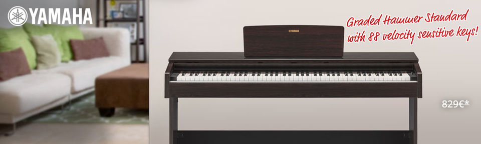Yamaha YDP-103R Digital Piano