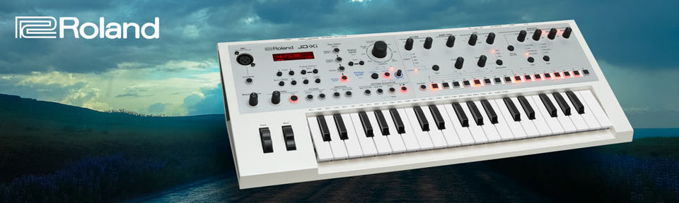 Roland JD-Xi white