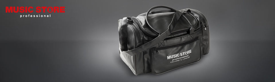 Music Store Travel Bag Leather