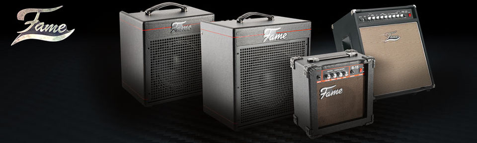 Fame Bass Amps