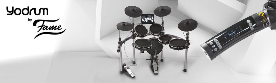 YoDrum E-Drum Set