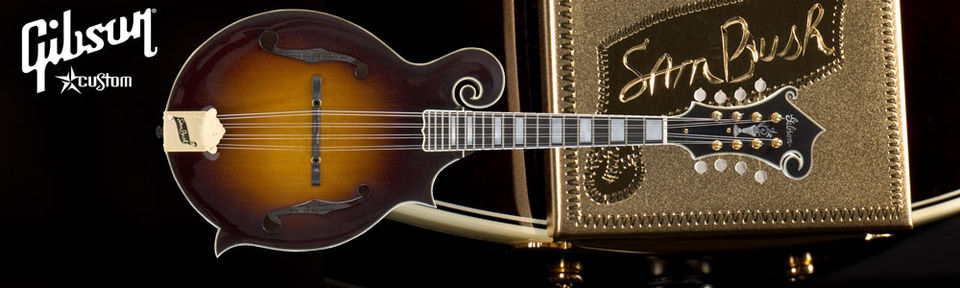 Gibson F-5 Sam Bush Mandolin