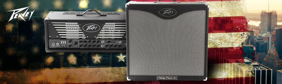 Peavey Made in USA