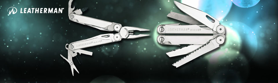 Leatherman WAVE Boxed
