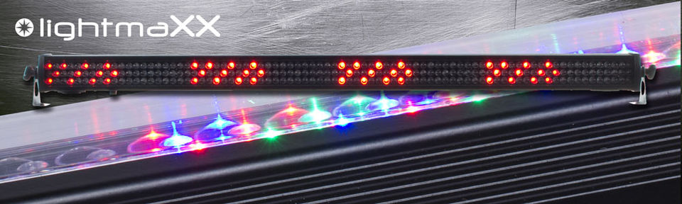 lightmaXX LED BAR 8 Sector