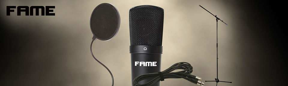 Fame C05 Vocal - Set