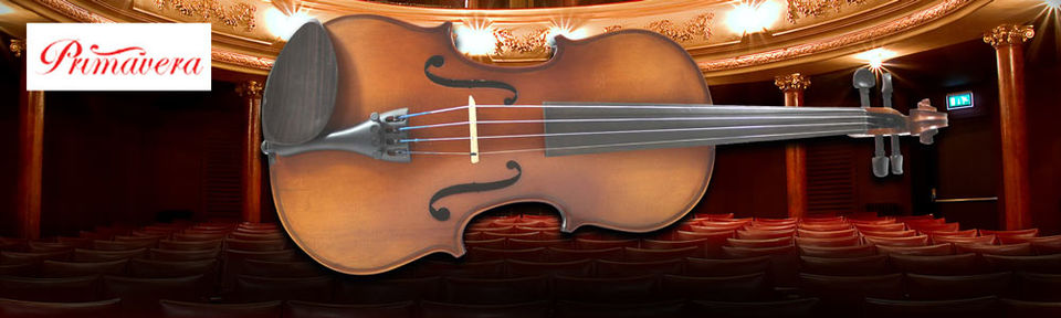 Primavera 200 1/4 Violin-Set