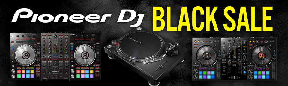 BLACK SALE - Pioneer DJ