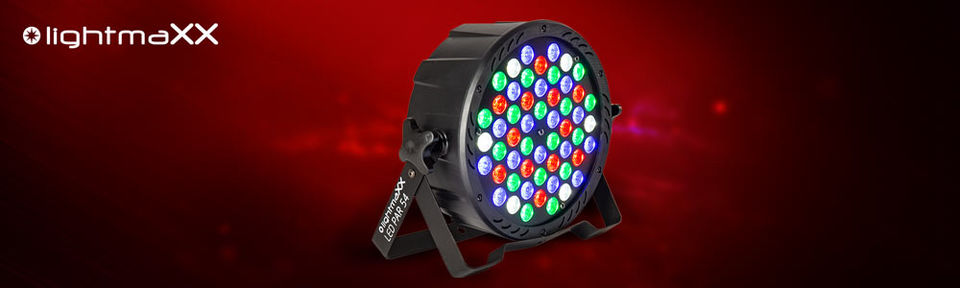 lightmaXX LED PAR 54